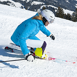 Choose ski resorts