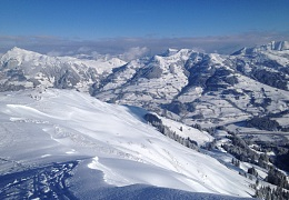 snow-covered ridge_Kitzbüheler-Alpen(c) Josef Lohninger (3)